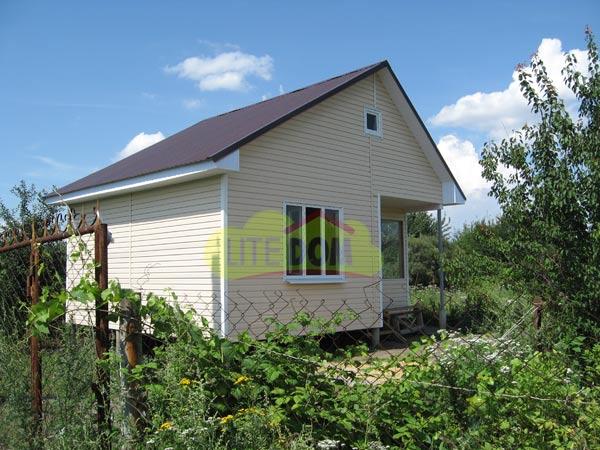 Утепление и обшивка деревянного дома сайдингом